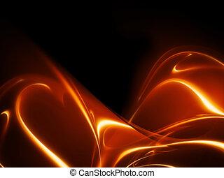 blur fire