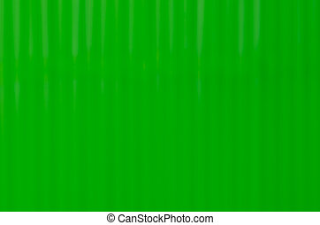 Abstract blur green lines background.