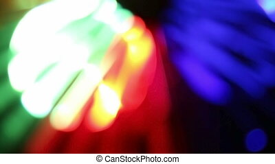 abstract blur movie - abstract radial blur effect, movie...