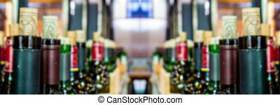 blur vine bottle