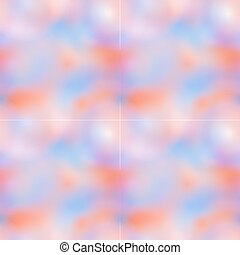 Abstract blurred background, seamless pattern