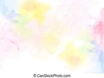 Abstract Blurred Background Texture