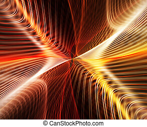 abstract blurred background with red stripes