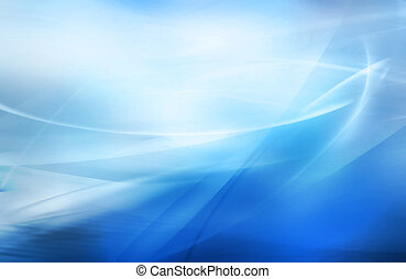 blurred blue background - abstract blurred blue background...