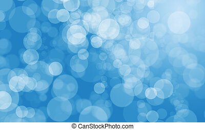 abstract blurred blue color background with light