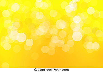 Abstract sunny blurred bokeh background