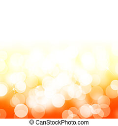 Abstract blurred bokeh background