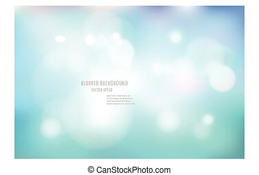 abstract blurred light background.