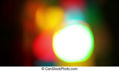 Abstract Blurred Out Background