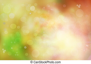 Abstract blury background