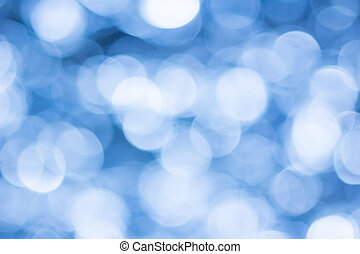 Abstract bokeh and blur nature background.;