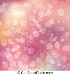Abstract bokeh background. - Abstract bokeh background on ...
