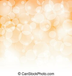 abstract bokeh background with light effect