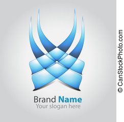 Abstract brand logo/logotype