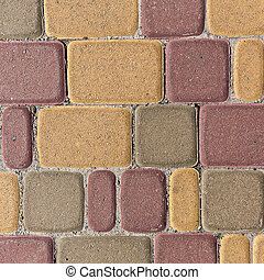 abstract brick pattern for your design