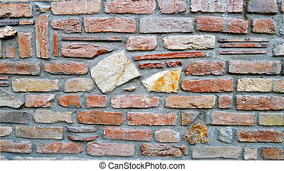 abstract brick stone background