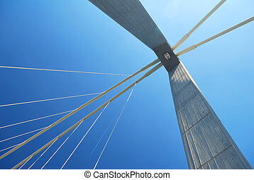 Abstract Bridge Lines