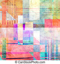 abstract bright background - watercolor bright abstract ...