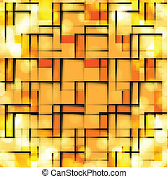 abstract bright colorful mosaic background
