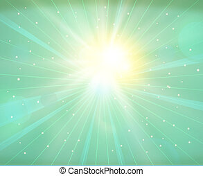 abstract bright light background