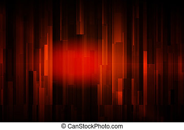 Abstract bright red background.