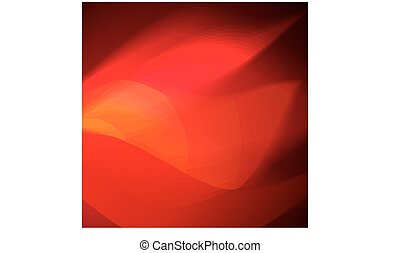 Abstract bright red background
