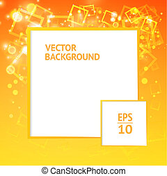 Abstract bright text field. - Text field with abstract...