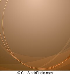 Abstract brown modern vector background