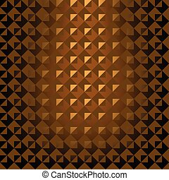 Abstract brown vector background