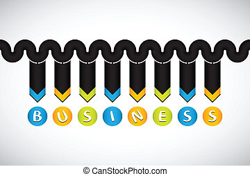 abstract business background with special design