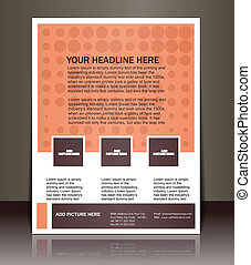 email template desig - abstract business email template ...
