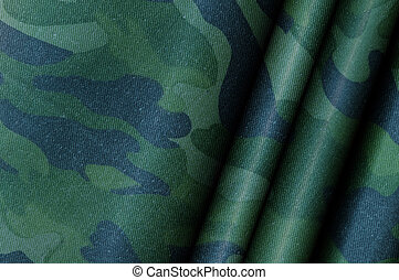 Abstract camouflage material background. - Abstract...
