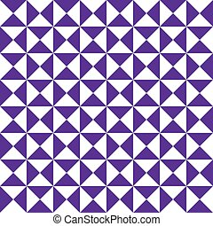 Abstract checkered background