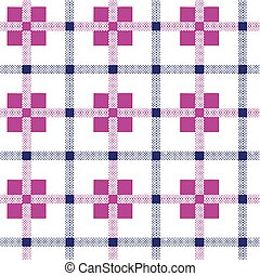 abstract checkered pattern