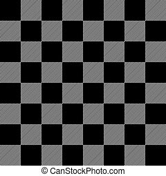 abstract chess board and diagonal pattern