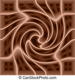 abstract chocolate background 3d remarkable abstract