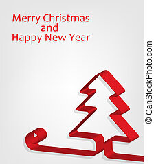 Abstract  Christmas and New Year background. vector illustration.