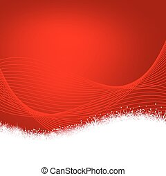 Abstract Christmas background