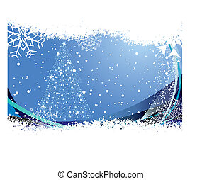 christmas background - Abstract christmas background Vector ...