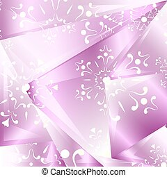 abstract Christmas background , vector illustration