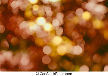 Abstract christmas blur background
