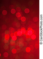 abstract, christmas lights, op achtergrond