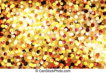 abstract circles color background