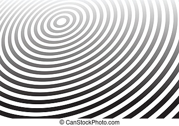 Abstract circular background.
