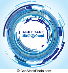 abstract, cirkel, achtergrond