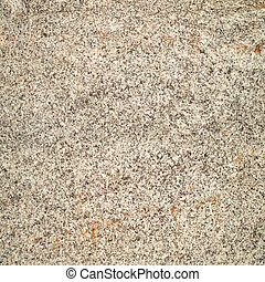 Abstract close up of a section of natural granite texture.
