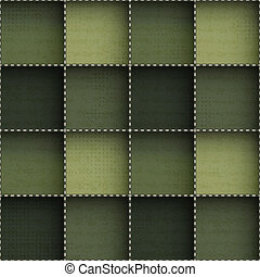 abstract cloth seamless pattern with grunge effect