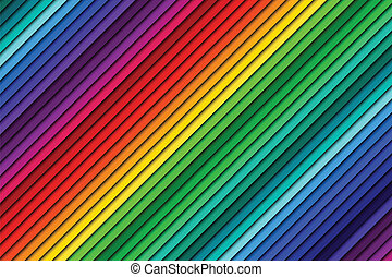 Abstract color background, oblique line