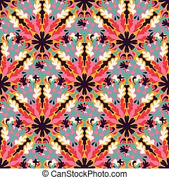Abstract color pattern for your design