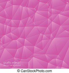 Abstract color pattern on a light background